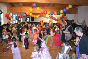 Karneval in der Wilden Wiese 2015