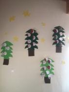 Die Wunschbäume der Wühlmauskinder
